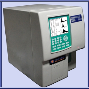 Picture of H3000 Hematology Analyzer (60 Test/Hour)