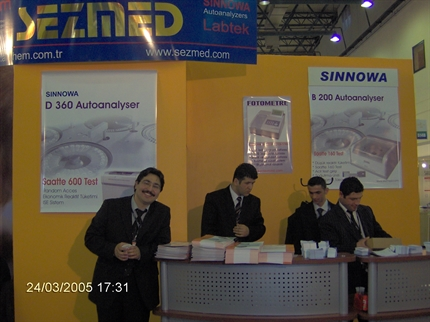 Picture for category 2005 Istanbul Tuyap Exhibition