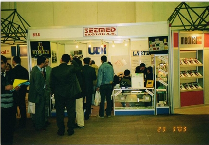 Picture for category 2003 Istanbul Tuyap Exhibition