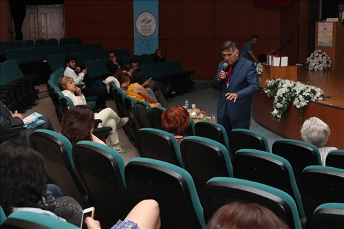 Biomarkers IFCC Supported Symposium at Izmir City on 2017