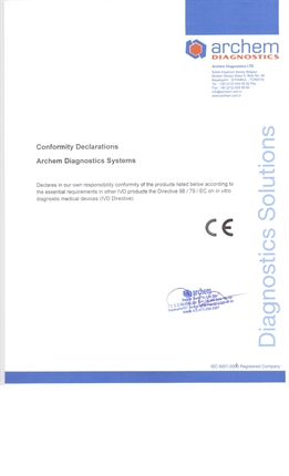 Picture for category CE Certifikates